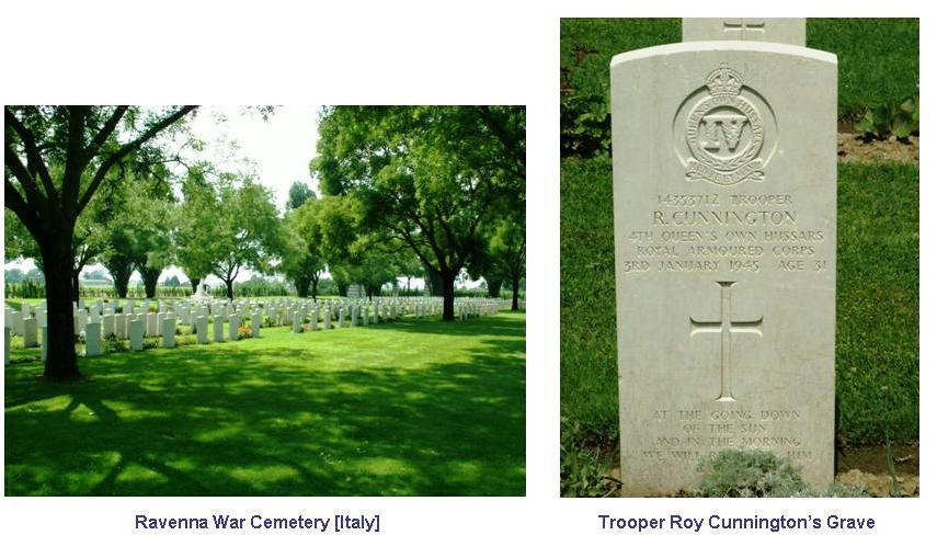 Cunnington R Grave2