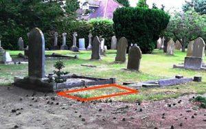 Pt Samuel Start's Grave Site